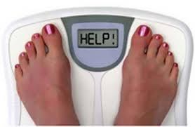 BMI weegschaal