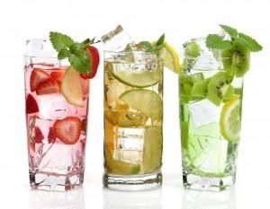 Water met fruit1