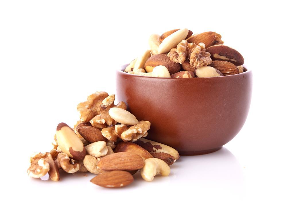 welke noten zijn gezond afvallen