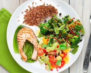maaltijd met koolhydraten